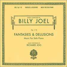 BILLY  JOEL : FANTASIES & DELUSIONS: MUSIC FOR SOLO PIANO (CD) sealed