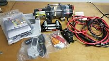 Warn ATV XUV HPX Gator John Deere Winch RT XT 3000 Side by 4 wheeler T Series