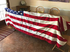 """New Valley Forge """"BEST"""" American Flag 51/2' x 9'/Embroidered Stars/Sewn Stripes"""