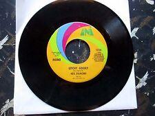 NEIL DIAMOND 45 SONG SUNG BLUE B/W GITCHY GOOMY VG+ UNI 55326