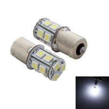 1Pcs 12V 1156 BAY15S 13 SMD LED White Car Bulb Light Brake Stop Tail  Lamp LE
