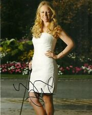 LPGA Morgan Pressel Autographed Signed 8x10 Photo COA 7