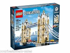LEGO Tower Bridge 10214 Lego Creator Building Toys Lego Expert Brand New Sealed