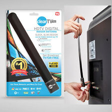 NEW Brand Clear Tv Key Free HDTV Digital TV Indoor Antenna As Seen On TV