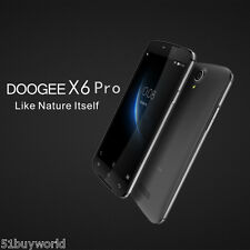 5.5'' DOOGEE X6 pro 4G Smartphone Quad Core 2GB+16GB Cell Phone MT6735 GPS WIFI