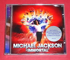 Michael Jackson-Immortal -- CD/Pop