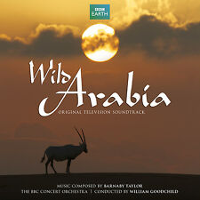 Wild Arabia TV Soundtrack - Barnaby Taylor