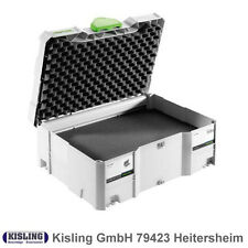 Caisse à outils Festool Systainer SYS 2 VARI T-LOC