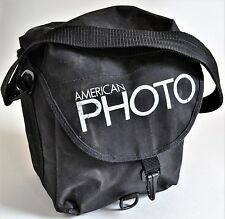 Rare 4x5 Film Back Canvas Nylon Carrier / Bag / Case