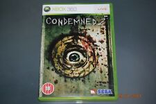 Condemned 2 Xbox 360 UK PAL