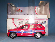 2002 BMW X5 PHILADELPHIA PHILLIES 1:24 SCALE # 903 OF 1512  RARE AND MINT IN BOX