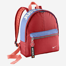 Nike Just Do It JDI Bag Rucsac Rucksack Backpack Red Blue NEW Winter 2016 Small