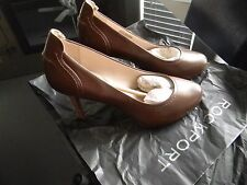 NEW-Women's Rockport Seven To 7 95mm Stitched Pump Size 8.5