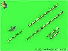 SUKHOI Su-7 (FITTER-A) PITOT TUBES & 30mm GUN BARRELS 1/72 MASTER-MODEL