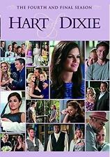 Hart of Dixie: The Fourth and Final Season (DVD, 2015, 3-Disc Set) Four 4th 4