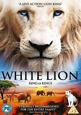 White Lion (2012) Jamie Bartlett, Thabo Malema, John Kani NEW SEALED UK R2 DVD