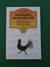 Volkslieder aus Frankreich Robin Texte Noten französisch deutsch Lieder Musik