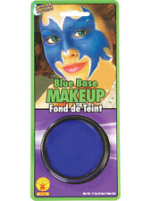 Grease Paint Make-up Fancy Dress Party BLUE GNOME Brand New