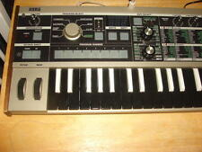 Korg Microkorg black edition reverse key