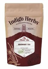 Mugwort Leaf Tea - 50g - (Quality Assured) Indigo Herbs