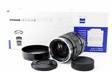 "Carl Zeiss Distagon T* 35mm F2  ZF for Nikon ""TOP MINT"" From Tokyo Japan"