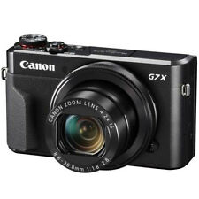 Canon Powershot G7X Mark II G7XII 20.1mp Digital Camera New Agsbeagle PAYPAL