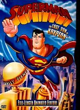 NEW DVD // SUPERMAN // THE LAST SON OF KRYPTON // 61min // Tim Daly, Dana Delany