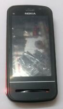 FOR nokia c6 6-00 body panel ,faceplate, housing,with middle, new