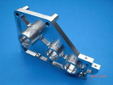 Lauterbacher Alu-Getriebeplatte für Reely Carbon Fighter 1 + 2