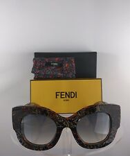 Brand New Authentic Fendi FF 0106/S Sunglasses SYLVY Frame GFDLF