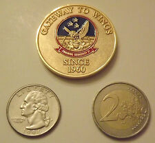 "U. S. Navy, Training Squadron THIRTY-ONE (VT-31) Challenge Coin ""WISE OWLS"""