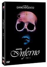 Inferno / Dario Argento, Leigh McCloskey, Irene Miracle (1980) - DVD new