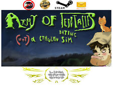 Army of Tentacles: (Not) A Cthulhu Dating Sim PC & Mac Digital STEAM KEY