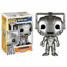 Funko Pop Vinyl - Doctor Who Cyberman Figure