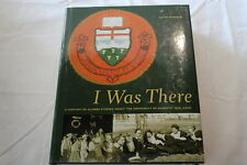 WW1 to 2006 Canadian I Was There Reference Book