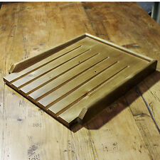 Belfast Butler Sink Draining Board in Antique Pine - FREE SHIPPING