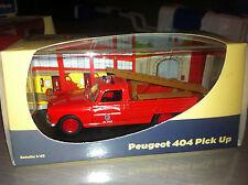 1/43ième - ELIGOR - Peugeot 404 pick up - incendie du var