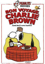 Bon Voyage, Charlie Brown (DVD, 2015, And Don't Come Back)