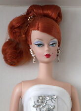 Beautfiul FAO Schwarz Joyeux Redhead Barbie NRFB Fashion Model Collection