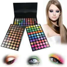 180 Full Colours Cosmetic Eyeshadow Palette Makeup Eye Shadow Professional Box