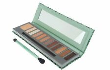 Mally Beauty Citychick In the Buff Eye Shadow Palette 11 Shadows Brush Base -NIB