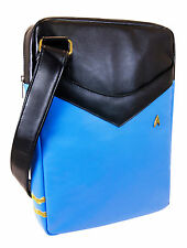 Star Trek Blue Original SCIENCE Logo Laptop Messanger Bag
