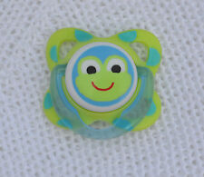 PJs❤ Lil` Froggie ❤ DUMMY PACIFIER + MAGNET OR PUTTY 4 PREEMIE REBORN BABY DOLL