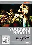 Youssou N'Dour - Live At Montreux 1989  (DVD)  NEW/Sealed !!!
