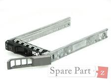 """originale DELL 6,35cm (2,5"""") SATA SAS HD-Caddy PowerEdge M910 M915 M1000e 0G176J"""
