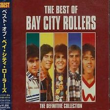 The Definitive Collection by Bay City Rollers (CD, Oct-2002, Arista)