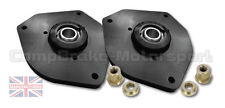 RENAULT MEGANE 225 FRONT  FIXED ALLOY  SUSPENSION TOP MOUNTS (PAIR) CMB4453