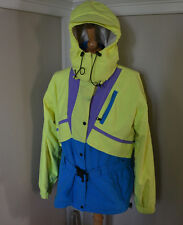 VINTAGE THE NORTH FACE VERTICAL SKI JACKET Women's 10 Gore-Tex 90's Snowboarding