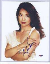 Ming-Na Wen Signed 8x10 Photo COA PSA/DNA Autograph Agents of SHIELD