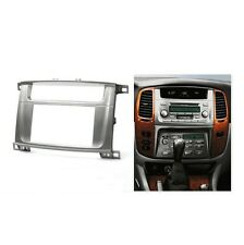Car Fascia Stereo For Toyota Land Cruiser 100 Lexus LX470 Dash Trim Kit New